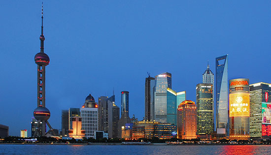 Sv. Handelskammaren Shanghai